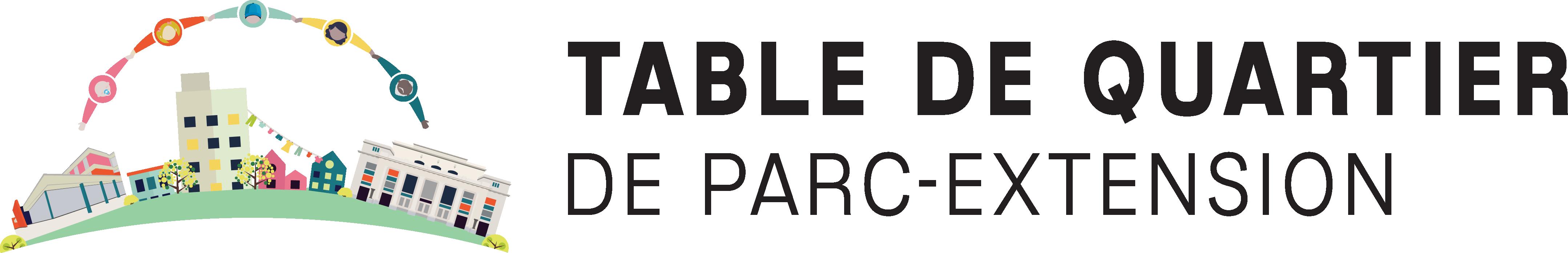 Table de Parc-Extension Logo