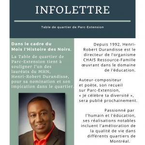 INFOLETTRE (23-02-2021)